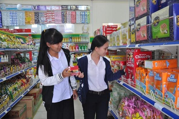 """Campana """"Vietnamitas utilizan productos vietnamitas"""" promueve comercio interno hinh anh 3"""
