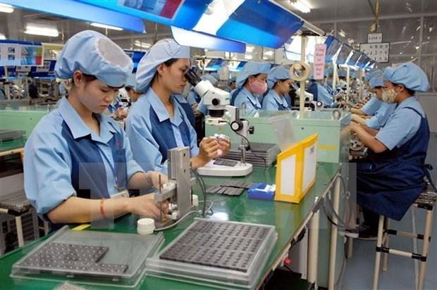 Proyectan empresas vietnamitas aumentar sus ventas hinh anh 1
