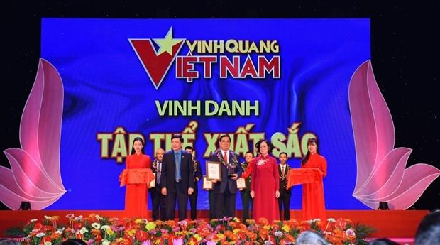 "Contribuye sector de salud a ""Gloria de Vietnam"" hinh anh 1"