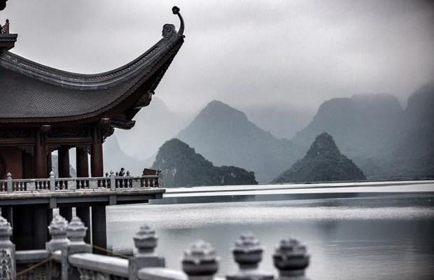 """Regreso a la pagoda de Tam Chuc - """"Corazon"""" del Dia de Vesak 2019 hinh anh 2"""