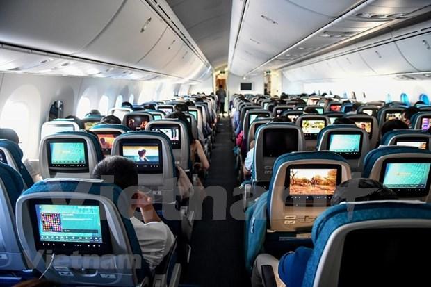 Conquistara el cielo nuevo avion Boeing 787-10 de Vietnam Airlines hinh anh 8