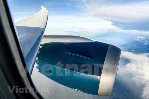 Conquistara el cielo nuevo avion Boeing 787-10 de Vietnam Airlines hinh anh 7
