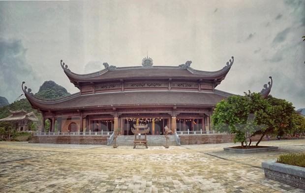 """Regreso a la pagoda de Tam Chuc - """"Corazon"""" del Dia de Vesak 2019 hinh anh 3"""