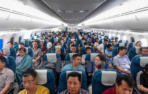 Conquistara el cielo nuevo avion Boeing 787-10 de Vietnam Airlines hinh anh 6