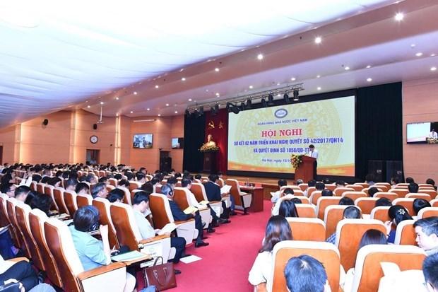 Deudas malas de Vietnam se reduciran a una tasa inferior a tres por ciento a finales de 2020 hinh anh 1