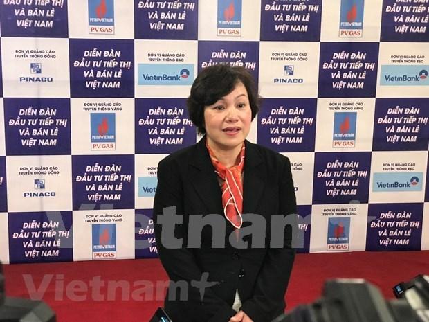 Grandes empresas continuan invierten en sector minorista de Vietnam hinh anh 2