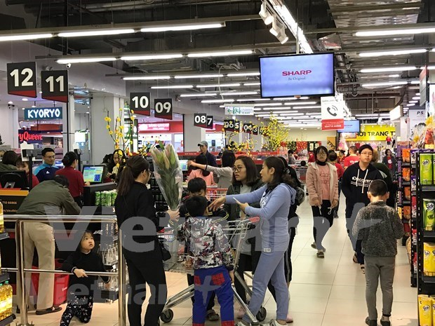 Grandes empresas continuan invierten en sector minorista de Vietnam hinh anh 3