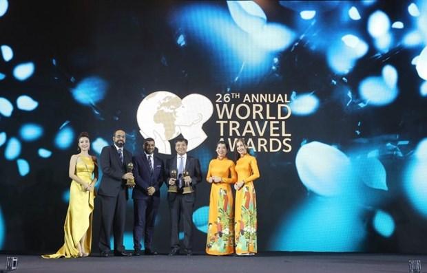 Vietnam Airlines recibe tres premios prestigiosos mundiales de aviacion hinh anh 1