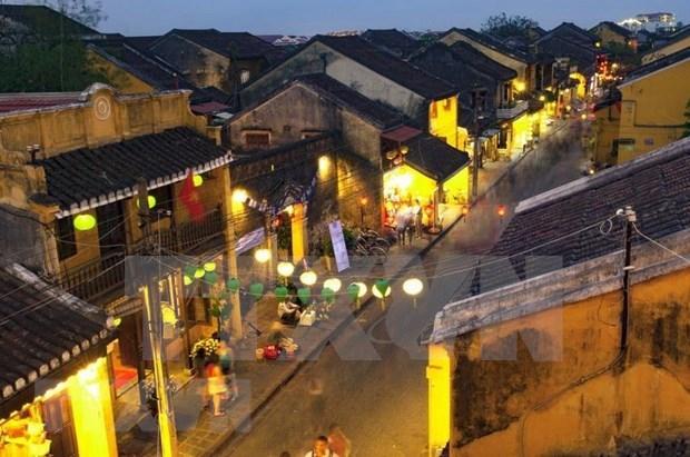 (Video) Magica noche de farolillos en casco antiguo de Hoi An hinh anh 1