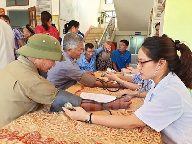 Enfermedades no transmisibles son la principal causa de muerte en Vietnam hinh anh 2