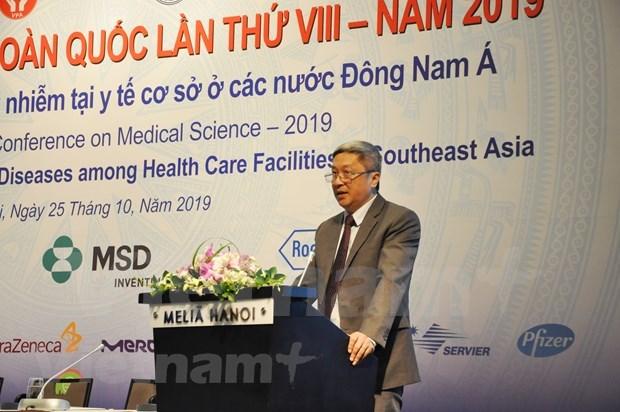 Enfermedades no transmisibles son la principal causa de muerte en Vietnam hinh anh 1