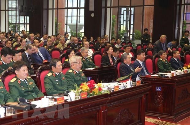 Miembros del Segundo Hospital de Campana de Vietnam parten para mision de paz en Sudan del Sur hinh anh 2