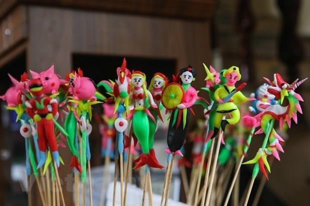 El To He, un producto cultural de las aldeas vietnamitas hinh anh 1