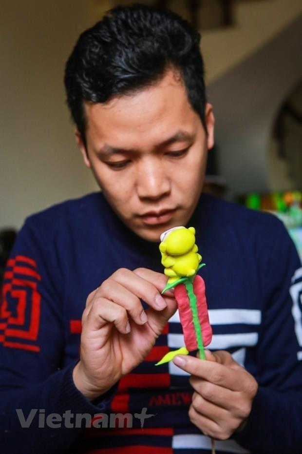 El To He, un producto cultural de las aldeas vietnamitas hinh anh 2