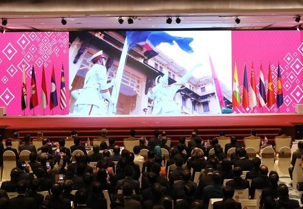 Paises de ASEAN fortalecen nexos internos para atraer inversion extranjera hinh anh 1