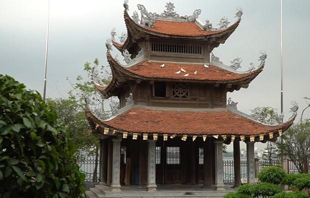 [Video] Pagoda Tao Sach: testigo de los cambios de la historia nacional hinh anh 1