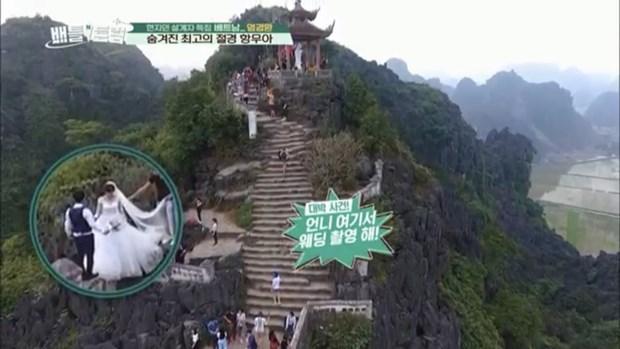 Elogia television surcoreana atracciones turisticas vietnamitas hinh anh 3