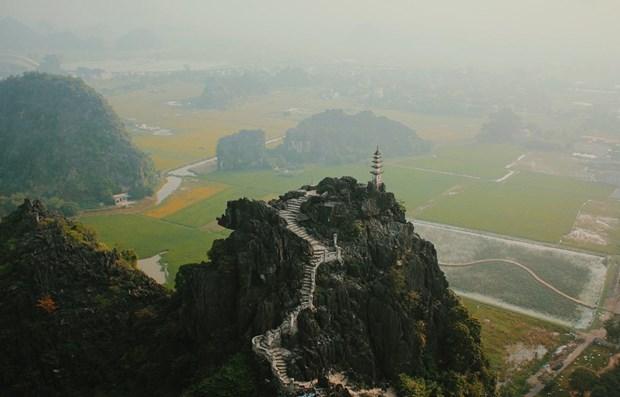 Elogia television surcoreana atracciones turisticas vietnamitas hinh anh 1