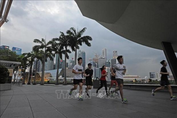 Singapur registra mayor numero de nuevos casos de COVID-19 en un dia hinh anh 1