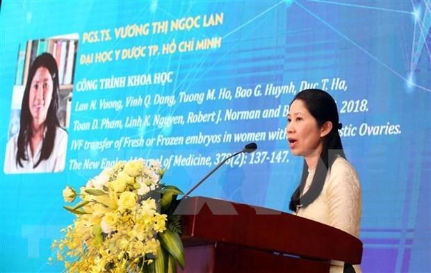 Honran en Vietnam a cientificos e individuos destacados en combate antiepidemico hinh anh 1