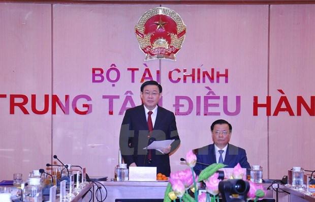 Vietnam sobrecumple objetivo de ingreso presupuestario en 2020 hinh anh 1