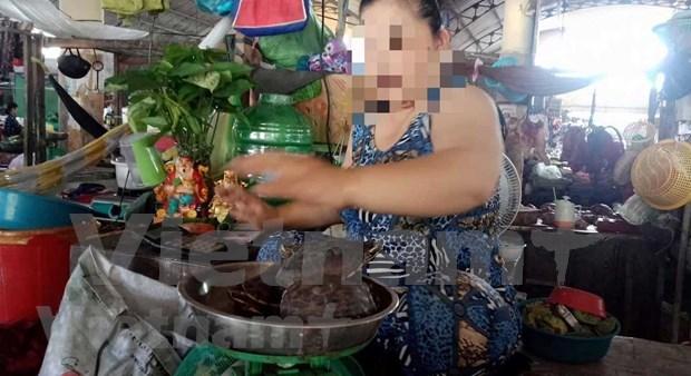 Comercio ilegal de animales salvajes en Vietnam hinh anh 3