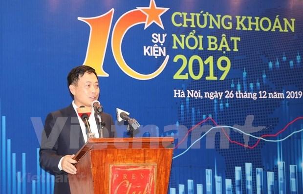 Elige Vietnam 10 eventos sobresalientes del mercado de valores en 2019  hinh anh 1