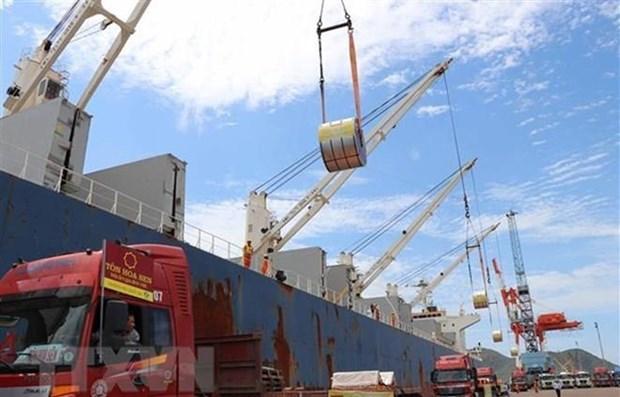Vietnam figura entre los paises con mayor balanza comercial hinh anh 1