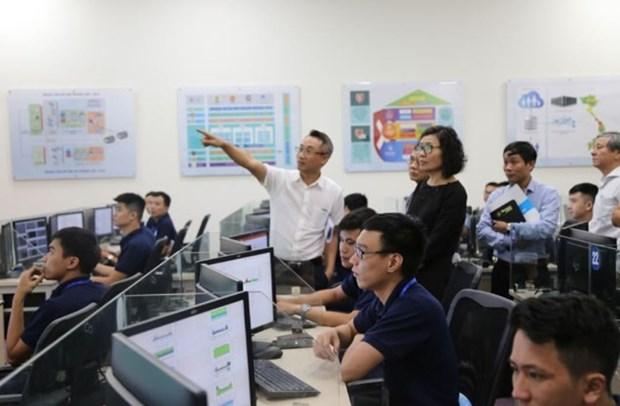 La tecnologia de la informacion es la clave para la reforma administrativa del seguro social hinh anh 1