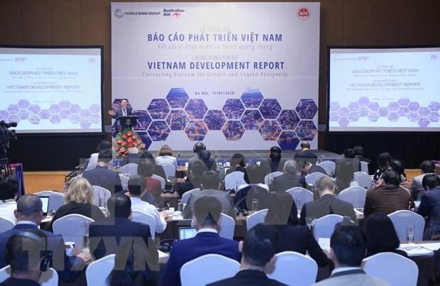Bajo nivel de capacidad competitiva comercial de Vietnam se debe a la falta de conectividad domestica hinh anh 2
