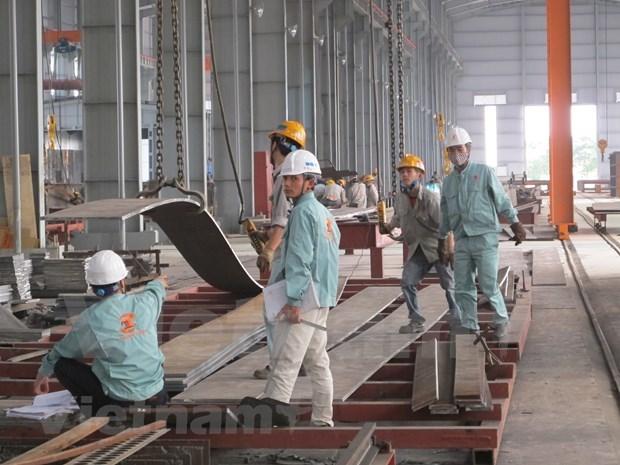 Vietnam registra superavit comercial record en 2019  hinh anh 1
