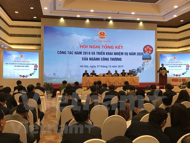 Vietnam registra superavit comercial record en 2019  hinh anh 2