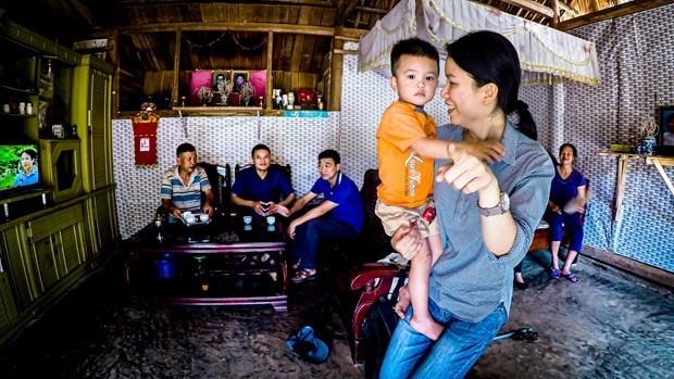 El maestro norteamericano y su proyecto de asistencia a pobres en Vietnam hinh anh 3