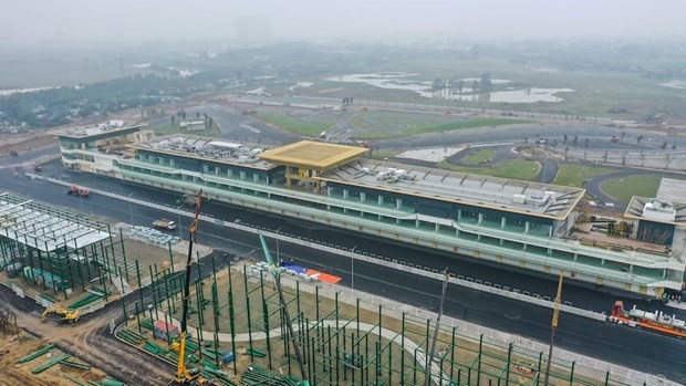 Carrera de Formula 1, gran oportunidad para promover el turismo vietnamita en medio del COVID-19 hinh anh 1