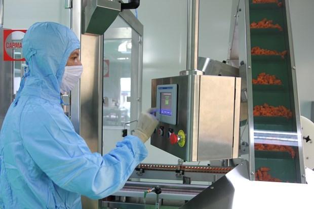 Mercado farmaceutico de Vietnam apunta a crecer 10 por ciento en 2020 hinh anh 1