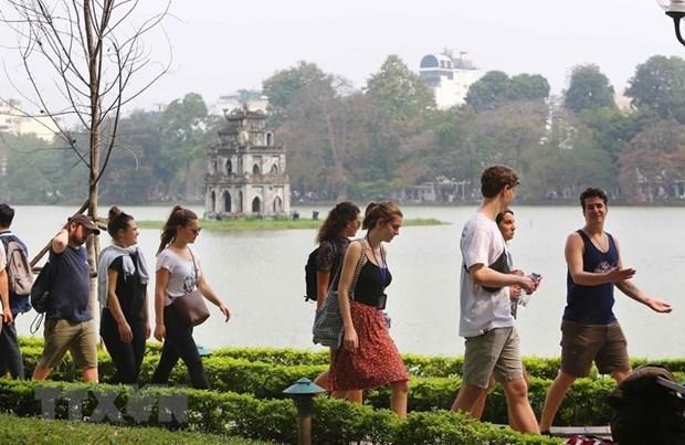 Carrera de Formula 1, gran oportunidad para promover el turismo vietnamita en medio del COVID-19 hinh anh 2