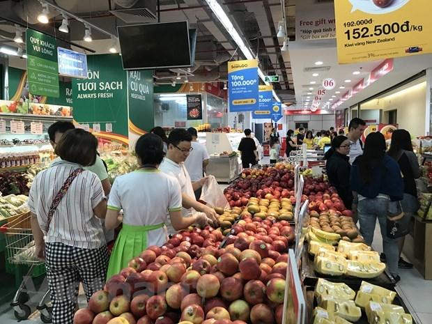 Exportaciones vietnamitas caen 15 por ciento en enero a causa del COVID-19 hinh anh 2