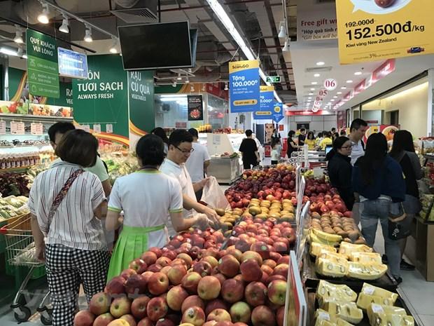 Exportaciones de empresas vietnamitas y con inversion extranjera disminuyen en enero hinh anh 2