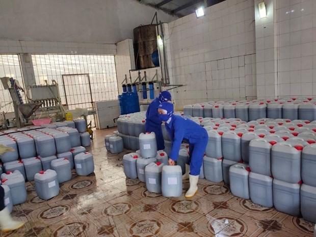 Empresarios vietnamitas suman esfuerzos para enfrentar al coronavirus hinh anh 3
