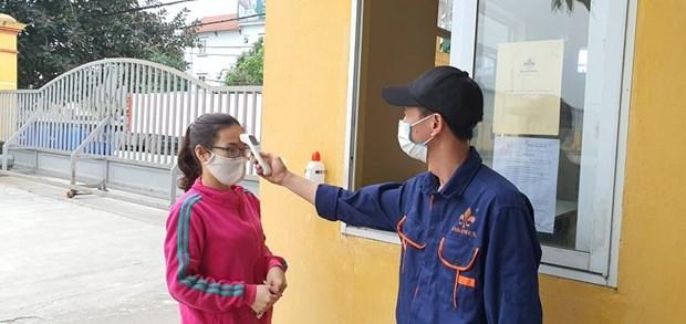 Empresarios vietnamitas suman esfuerzos para enfrentar al coronavirus hinh anh 1