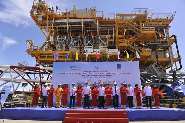 Industria del petroleo de Vietnam por superar las dificultades provocadas por COVID-19 hinh anh 3