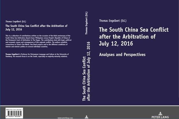 Editorial Peter Lang publica libro especial sobre Mar del Este  hinh anh 1