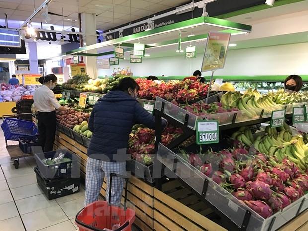 Garantizan suministro de bienes esenciales en Vietnam ante posibles escenarios del COVID-19  hinh anh 2