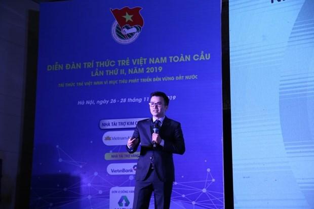 Desarrollan sistema de alerta temprana del COVID-19 para Vietnam y el mundo hinh anh 2