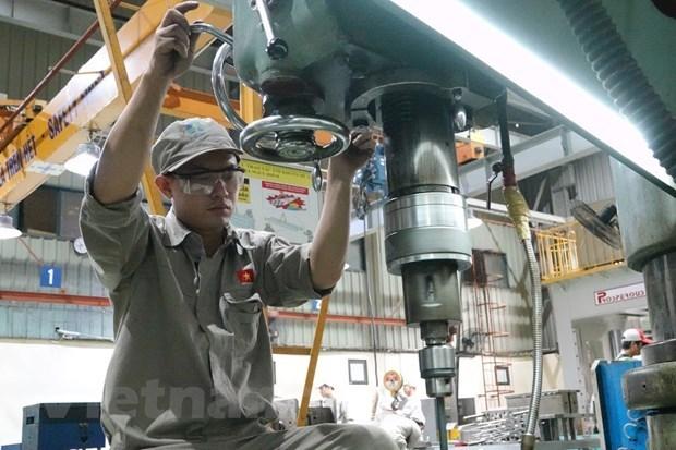 Trabajadores vietnamitas en el exterior se benefician de politicas asistenciales hinh anh 1