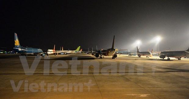 COVID-19: Etapa mas dificil en la historia de industria aerea de Vietnam hinh anh 2