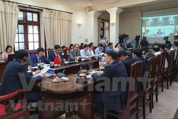 ASEAN garantiza seguridad social para grupos vulnerables afectados por COVID-19 hinh anh 2