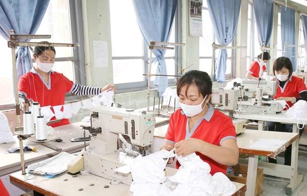 Proponen mantener sueldo minimo regional de trabajadores vietnamitas en 2021 hinh anh 1