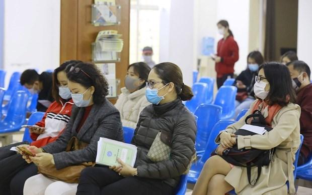 Proponen mantener sueldo minimo regional de trabajadores vietnamitas en 2021 hinh anh 2