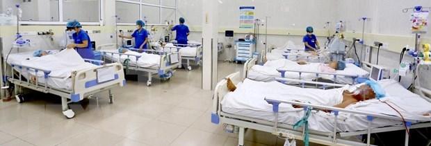 Tres hospitales vietnamitas ganan premio internacional Platinum hinh anh 2